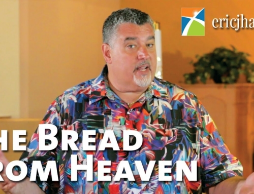 The Bread from Heaven | Sermon by Pastor – Eric J. Hall | Eastchester Church NY