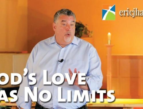 God's Love Has No Limits