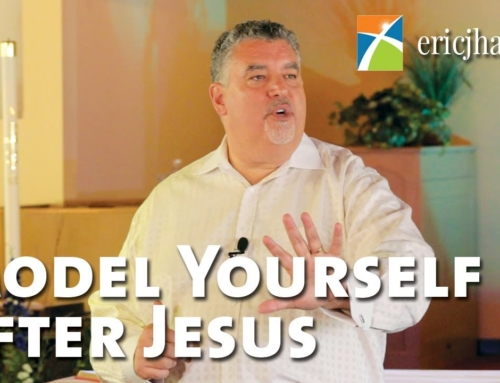 Model Yourself After Jesus